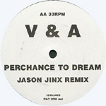 """Perchance to Dream"", the AA side of the ""Moon & The Sky"" 12"" vinyl"