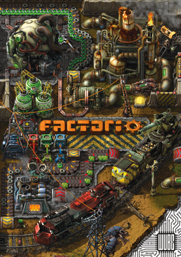 Picture of a game: Factorio