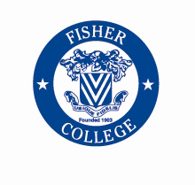 Image result for fisher college logo