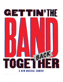 Image result for gettin the band back together logo