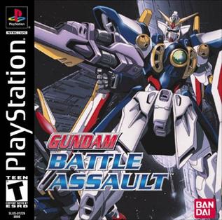 <i>Gundam: Battle Assault</i> (video game) 1998 video game