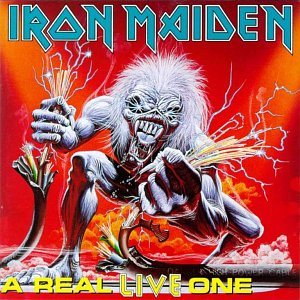 <i>A Real Live One</i> 1993 live album by Iron Maiden