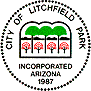 Official seal of Litchfield Park, Arizona