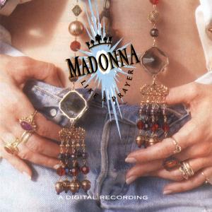 <i>Like a Prayer</i> (album) 1989 studio album by Madonna