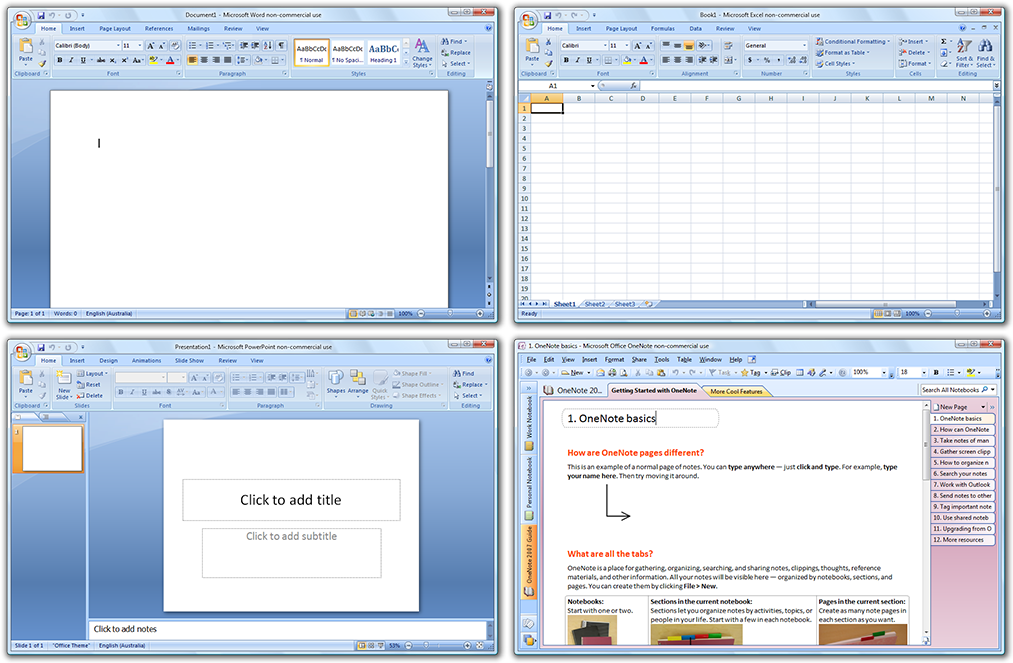 microsoft office word 2007 rar