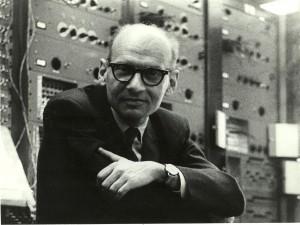 Milton Babbitt American composer
