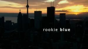 <i>Rookie Blue</i> Canadian police drama television series