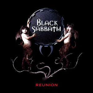 <i>Reunion</i> (Black Sabbath album) 1998 live album by Black Sabbath