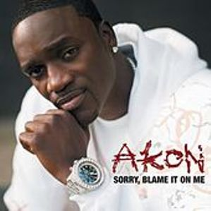 Akon Sorry blame it on me (main)