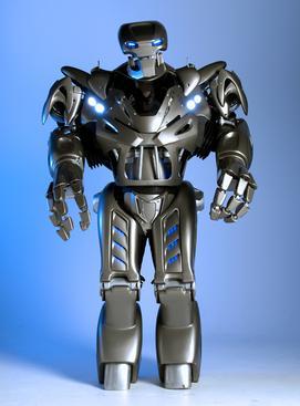 Titan the Robot - Wiki...