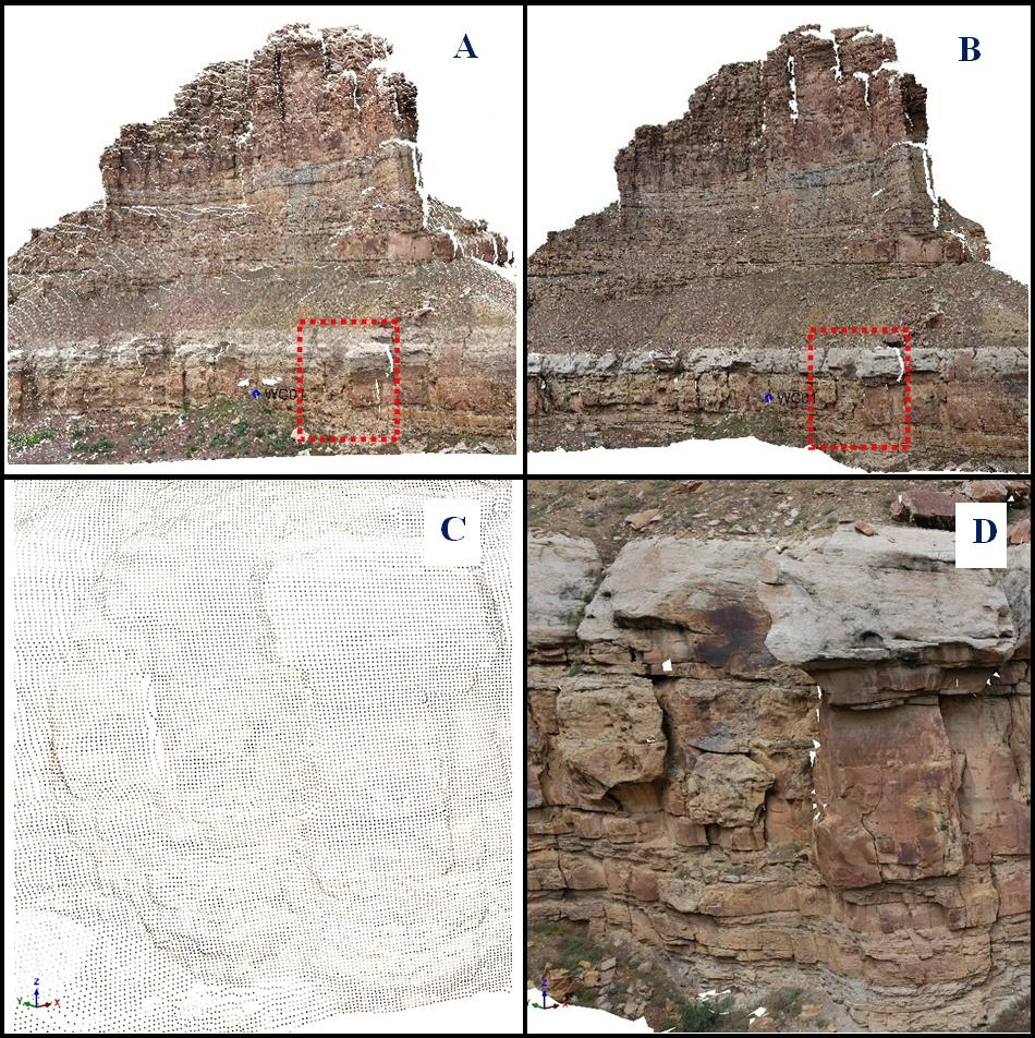 Digital outcrop model Wikipedia
