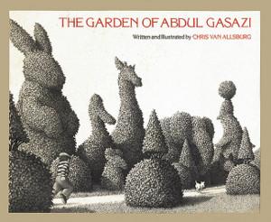 <i>The Garden of Abdul Gasazi</i> book by Chris Van Allsburg