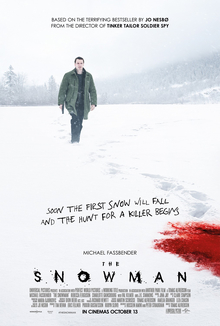 The Snowman (2017 film) - Wikipedia