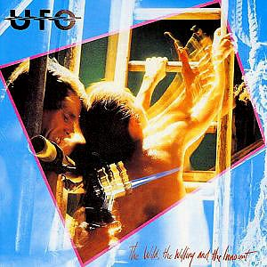 <i>The Wild, the Willing and the Innocent</i> album by UFO