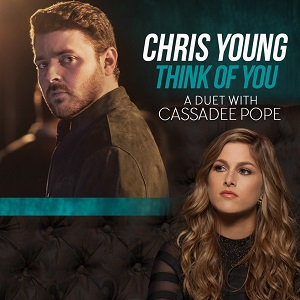 Chris Young and Cassadee Pope - Think of You (studio acapella)