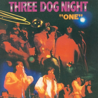 <i>Three Dog Night</i> (album) 1968 studio album by Three Dog Night