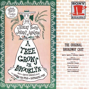 <i>A Tree Grows in Brooklyn</i> (musical) American stage musical