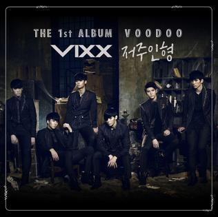 <i>Voodoo</i> (VIXX album) 2013 studio album by VIXX