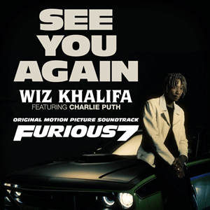 Wiz Khalifa featuring Charlie Puth — See You Again (studio acapella)