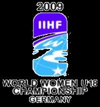 2009 IIHF World Womens U18 Championship edition of the ice hockey player