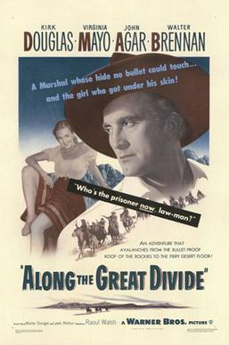 Along the Great Divide movie