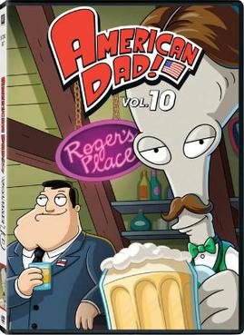 American Dad Temporada 10 Latino