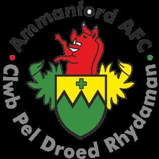 Ammanford A.F.C. Association football club in Wales