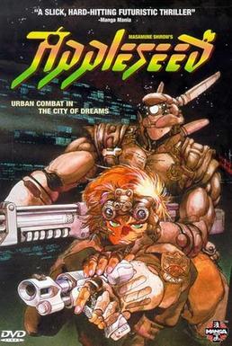 Appleseed 1988 Film Wikipedia