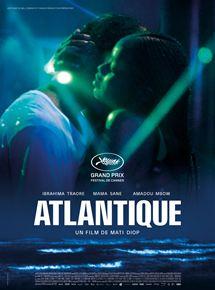 <i>Atlantics</i> 2019 film