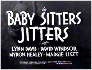 <i>Baby Sitters Jitters</i>