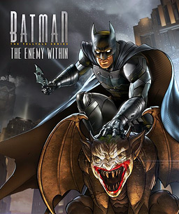 Picture of a game: Batman The Enemy Within