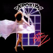 <i>The Blitz</i> (Krokus album) 1984 studio album by Krokus