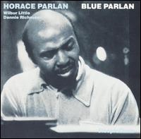 <i>Blue Parlan</i> 1978 studio album by Horace Parlan