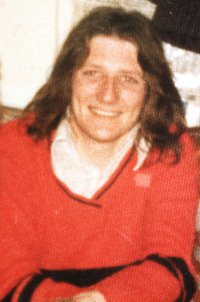 Bobby Sands in Long Kesh, 1973