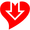 "The journal logo depicts a stylization of the three-lettered abbreviation ""CVD"", Cardivascular Diabetology, the arrow indicates a focus on the heart."
