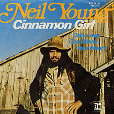 Cinnamon Girl original song written and composed by Neil Young