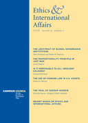 Ethics & International Affairs (journal)