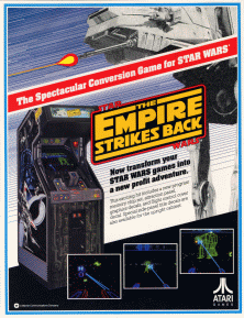 <i>Star Wars: The Empire Strikes Back</i> (1985 video game) 1985 video game