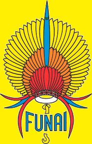 FUNAI logo