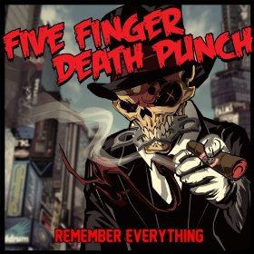 Five finger death punch-american capitalist