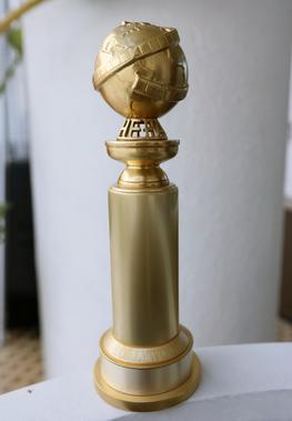 Golden Globe Award statue (from Wikipedia)