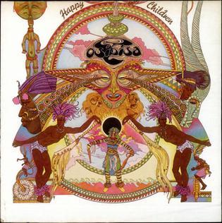 <i>Happy Children</i> 1973 studio album by Osibisa