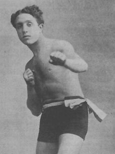Harry Lewis (boxer) American boxer