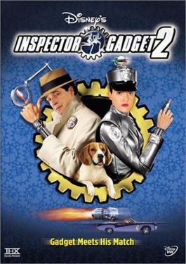 Inspector Gadget 2 - Wikipedia
