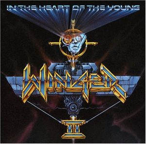 <i>In the Heart of the Young</i> 1990 studio album by Winger