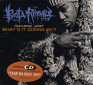 Busta Rhymes featuring Janet Jackson — What's It Gonna Be?! (studio acapella)