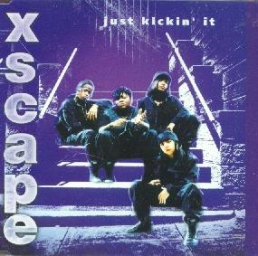 Just Kickin It 1993 single by Xscape