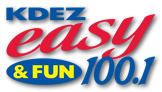 Easy and Fun 100.1 logo
