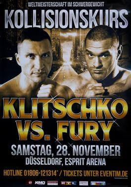 Klitschko V Fury