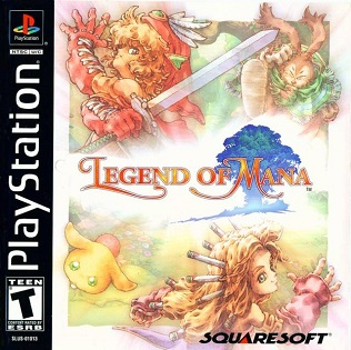 <i>Legend of Mana</i> 1999 Square Enix role-playing video game